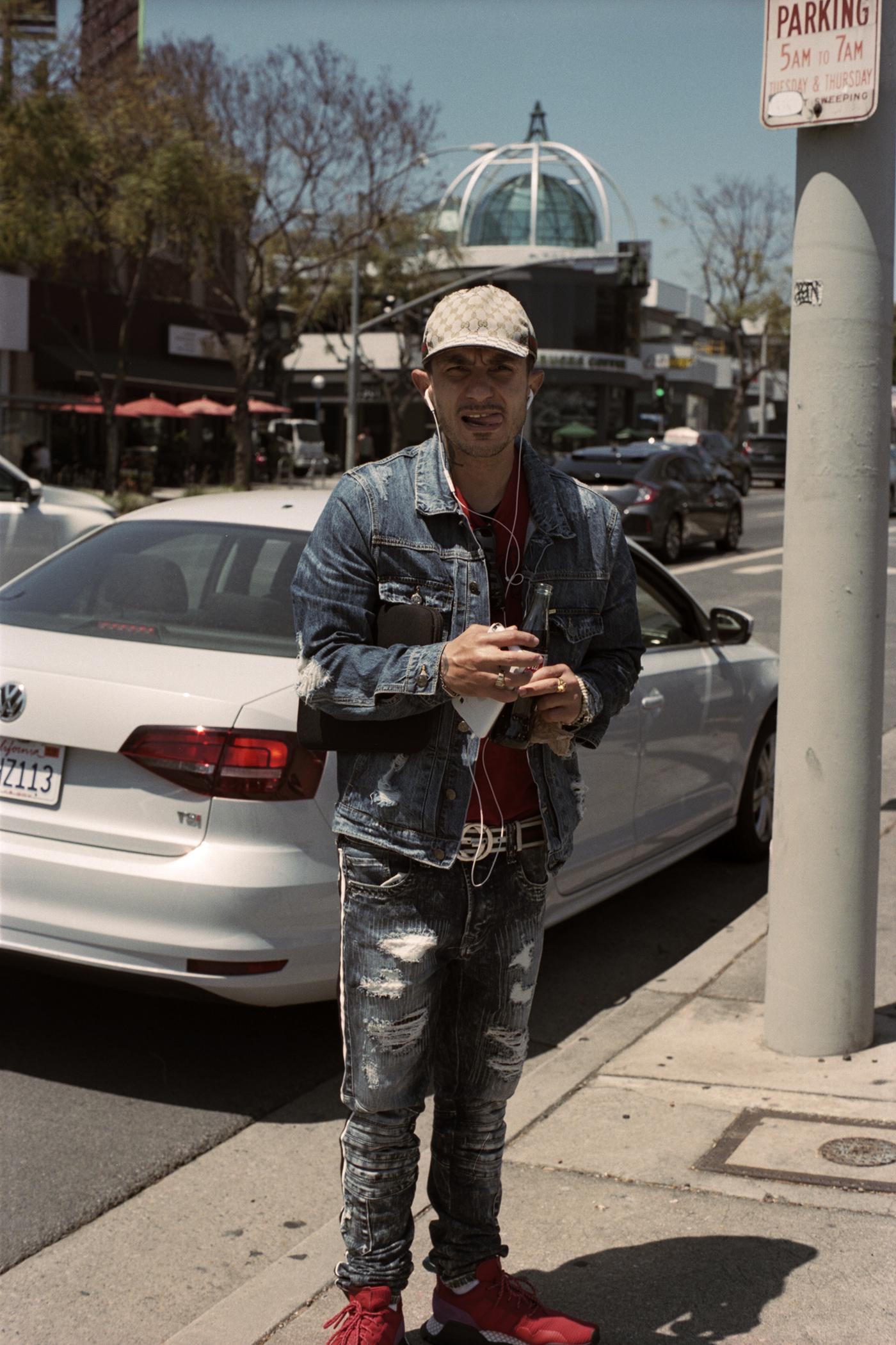 Call Me Gucci - Los Angeles
