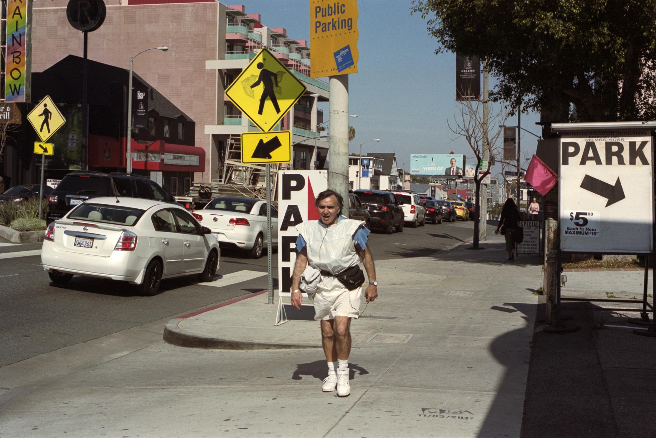 Power Walk - Los Angeles