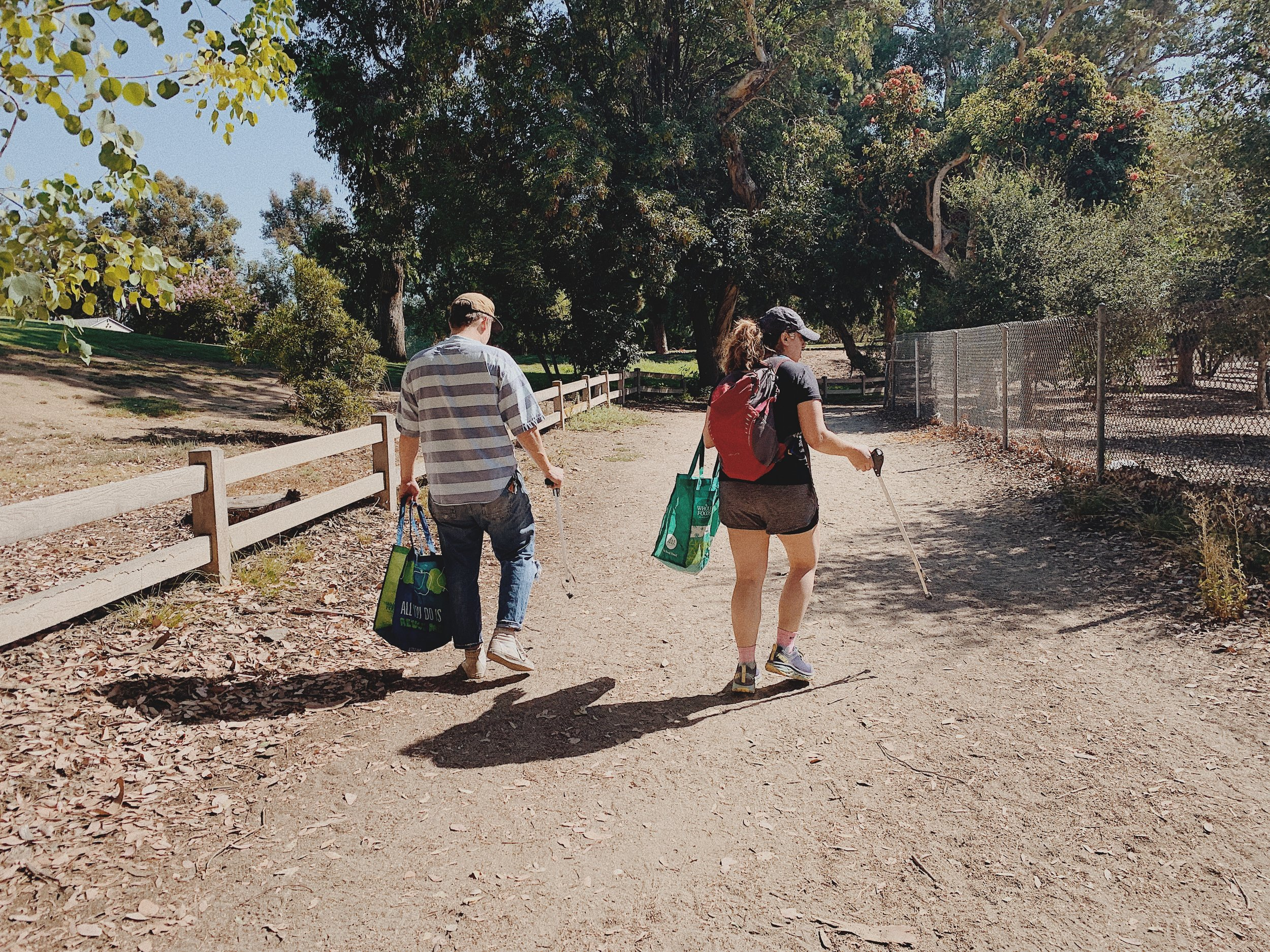 Griffith Park September 2019 Clean Up