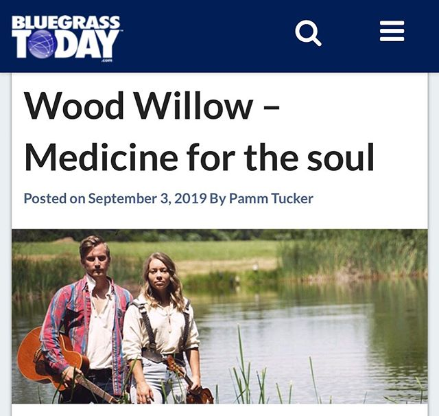 """Wow, Thank you for the kind words @bgtoday! Link in bio to read the article. -  We'll be bringing our """"Medicine for the Soul"""" tonight at @angryscotbrew - 8-9:30pm, this Saturday at a house show (message us for details), and Sept. 17th at the @okstatefair with #artmovesokc @artscouncilokc."""