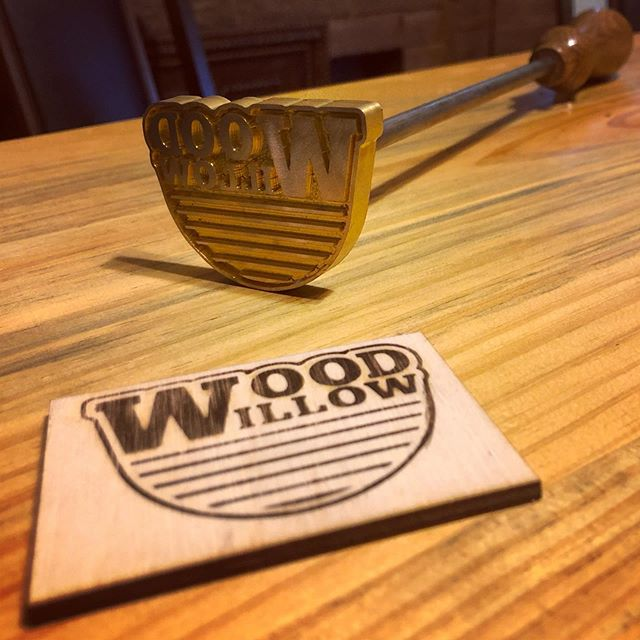 We got ourselves a brand! Get ready for some wood branded merch coming your way soon. 🔥 - - #woodworking #homemade #diy