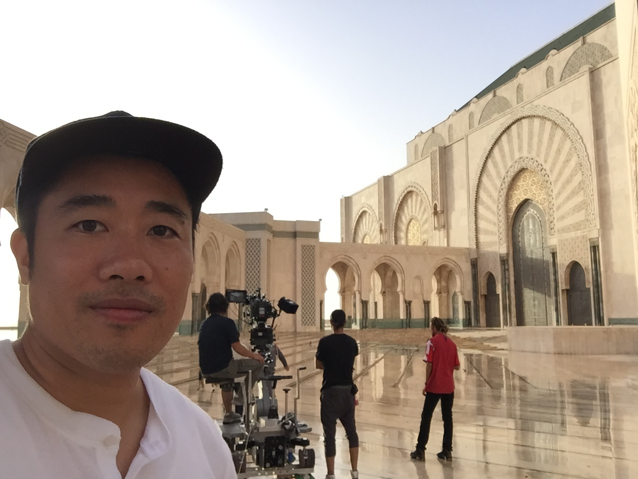 Henry in Morocco producing a spot for Samsung. It was super fun. And you can have fun too!