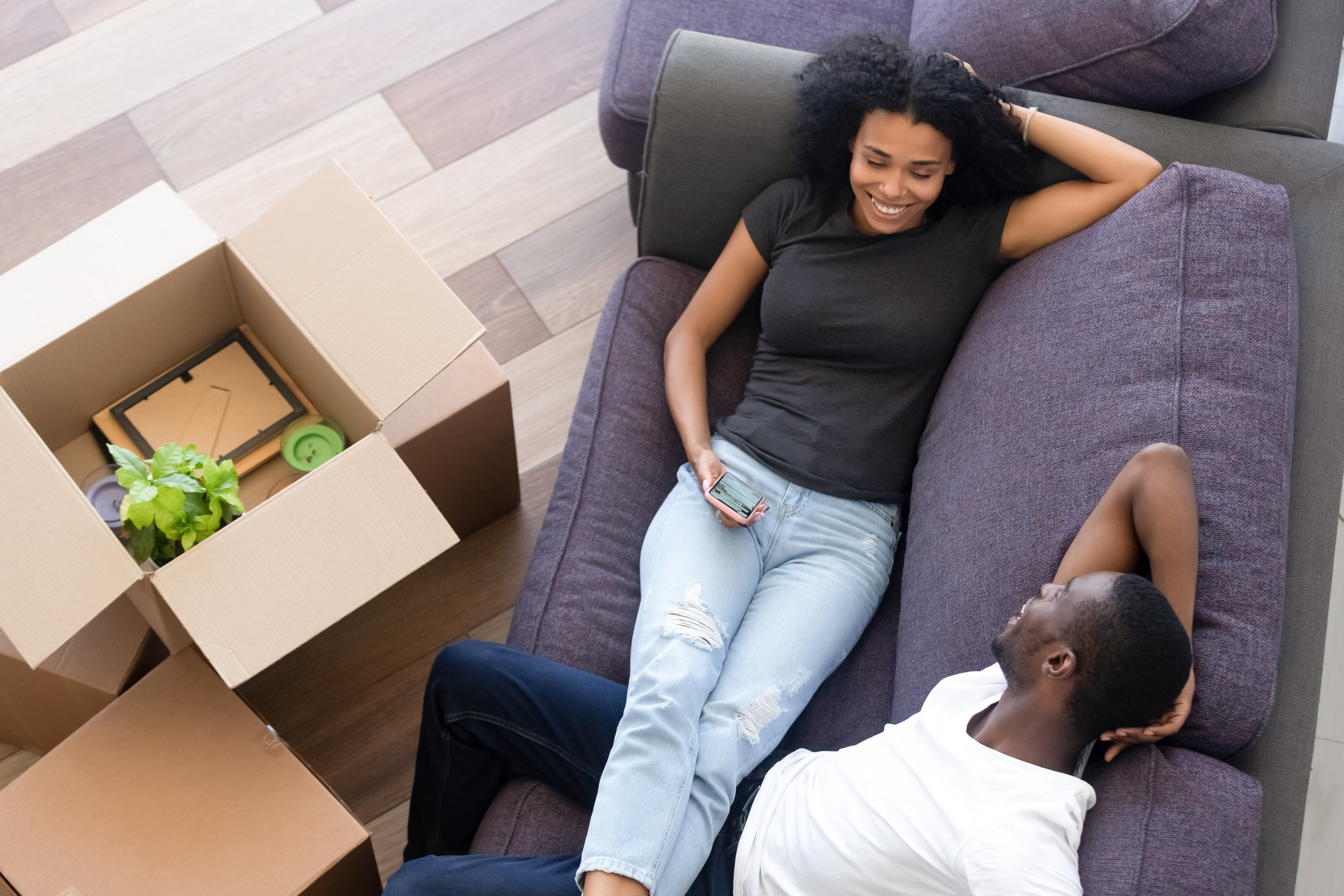 Moving Can Be A Hassle But We Can Help!  - Who couldn't use an extra set of hands when it comes time to move?  It's an exciting time but also a lot of work! Book your custom move in/out cleaning and unpacking services in less than 60 seconds.
