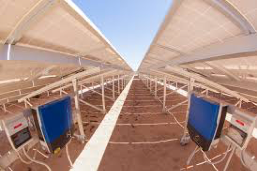 324kW Solar PV - With the goal of providing fuel independence and energy savings to the tourist resort Mackerel Islands, the team was engaged to design and construct a solar PV to connect with battery and diesel as part of a microgrid.Location: Thevenard Island, offshore from Onslow, 1,300km north of Perth, Western Australia.