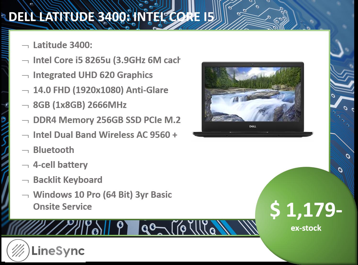 August _ Week 4 _ Dell Latittude 3400 _ USD.png
