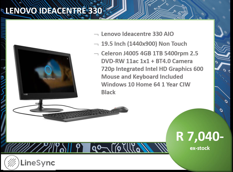 August _ Week 4 _ Lenovo Ideacentre 330 _ ZAR.png