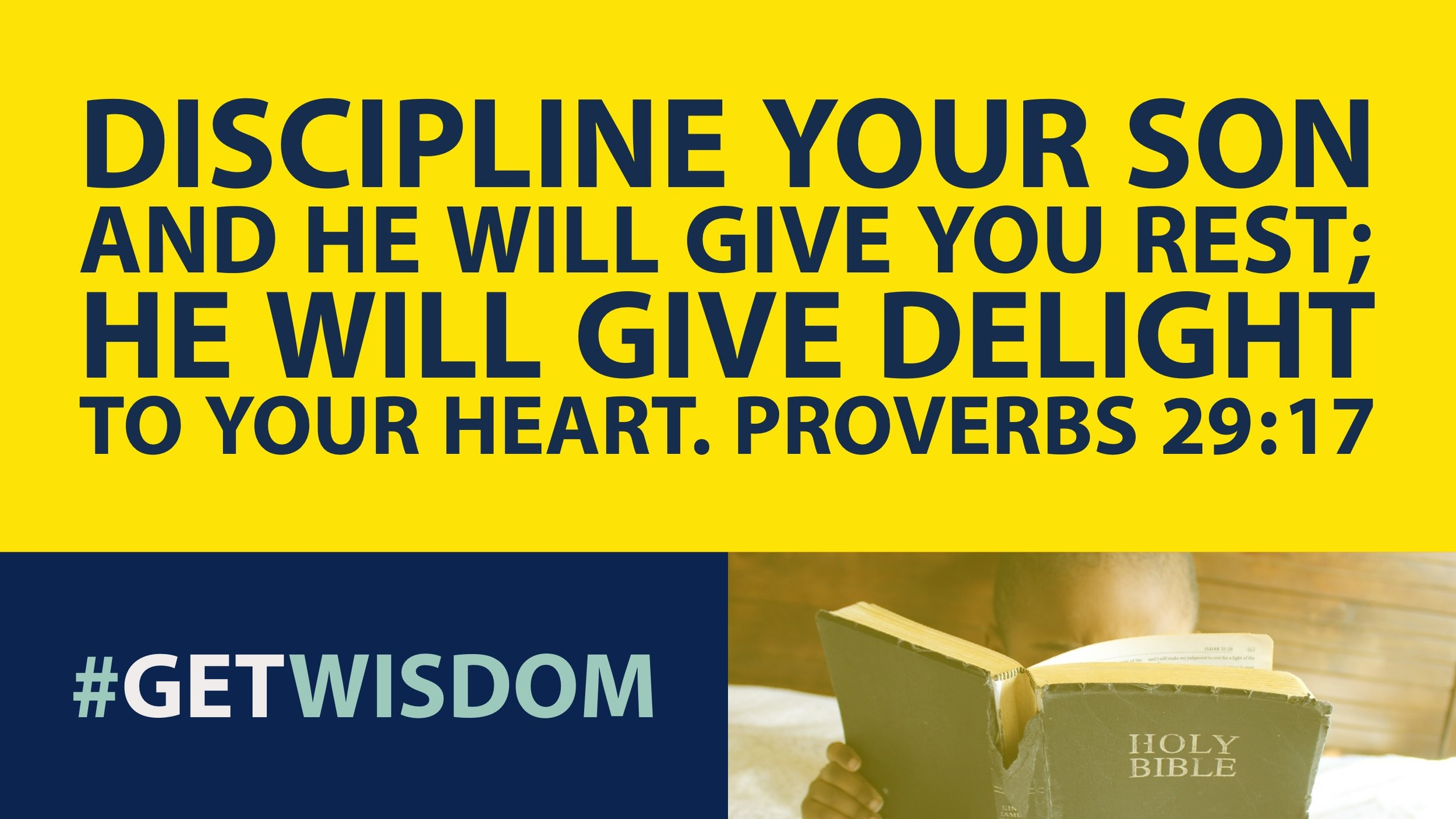 #GetWisdom 029 Proverbs Are Not Promises But I Want This One. Proverbs Mister Brown , 31 Days of Wisdom Proclaim Ministries
