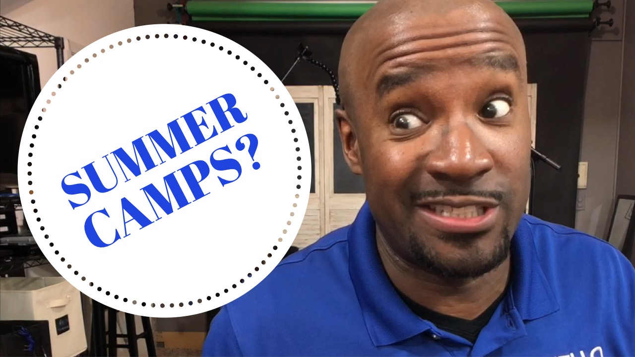 Mister Brown & Summer Camps? Mister Brown Proclaim Ministries helping people find and follow God