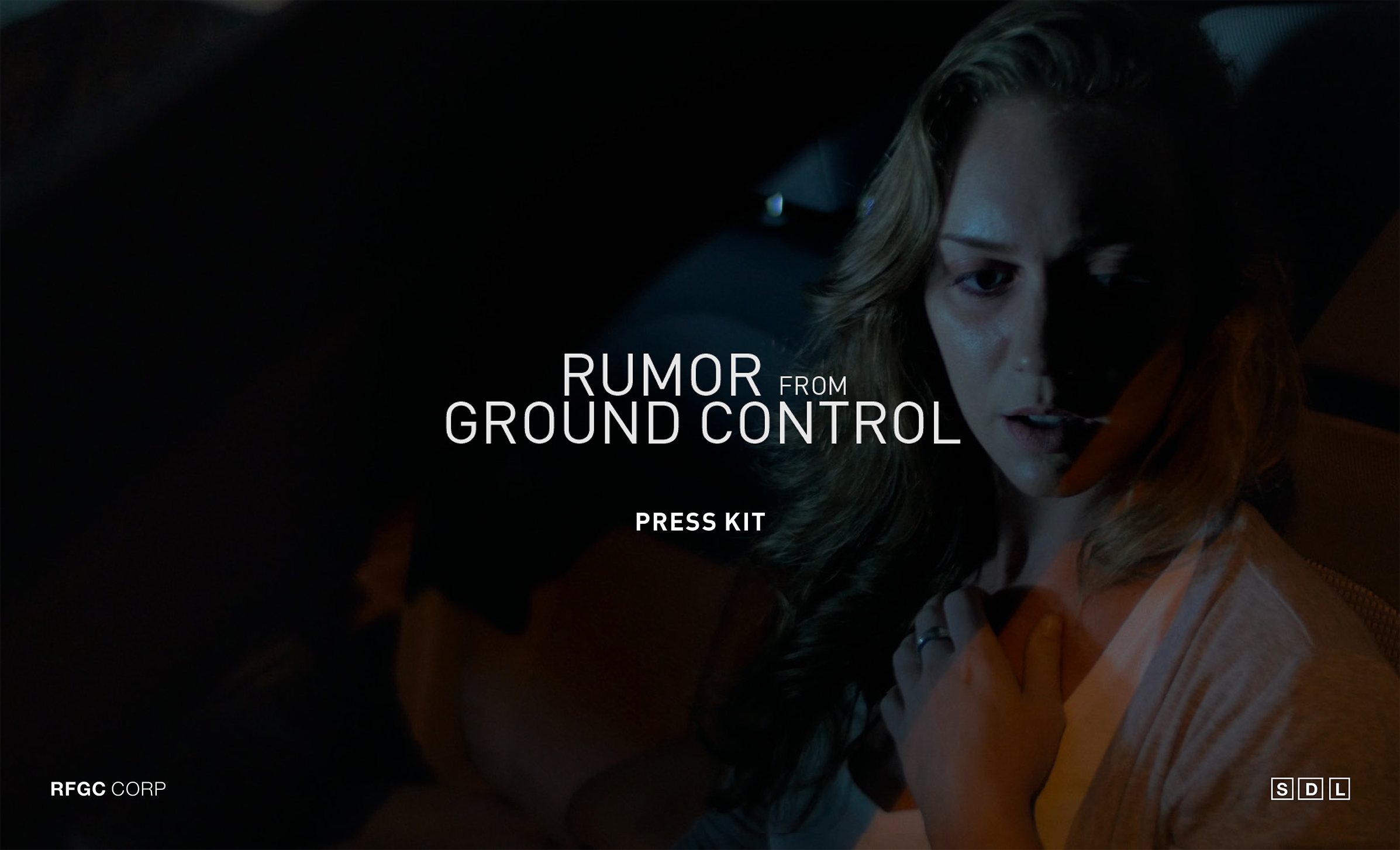 RFGC  RUMOR FROM GROUND CONTROL PRESS KIT / PR CAMPAIGN