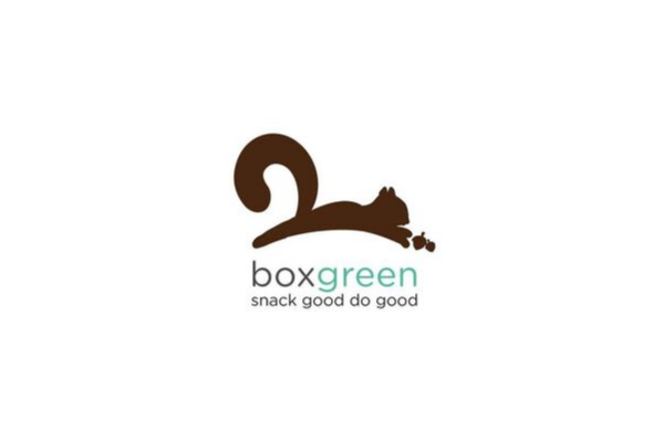 boxgreen - Boxgreen, a certified B Corp, delivers healthier, tasty snacks to Bettr Barista retail outlets. Part of their proceeds go towards providing meals for the needy.