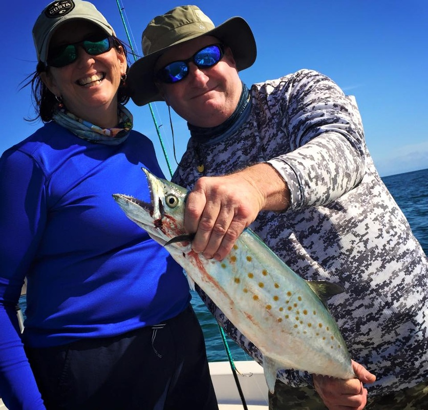 captain melly b. - Florida native, Captain Melinda Buckley, AKA Capt Melly B, loves to share her love and knowledge of our local waterways with others. The Indian River Lagoon and St Lucie River offer a wide variety of species to pull some drag. Some of the species available in our area include, but are not limited to: Snook, Trout, Redfish, Tarpon, Jacks, Ladyfish, Snapper, Pompano, Flounder, Grouper, and Sharks of all kinds.(772) 607-1309http://www.captmellyb.com/contact.html