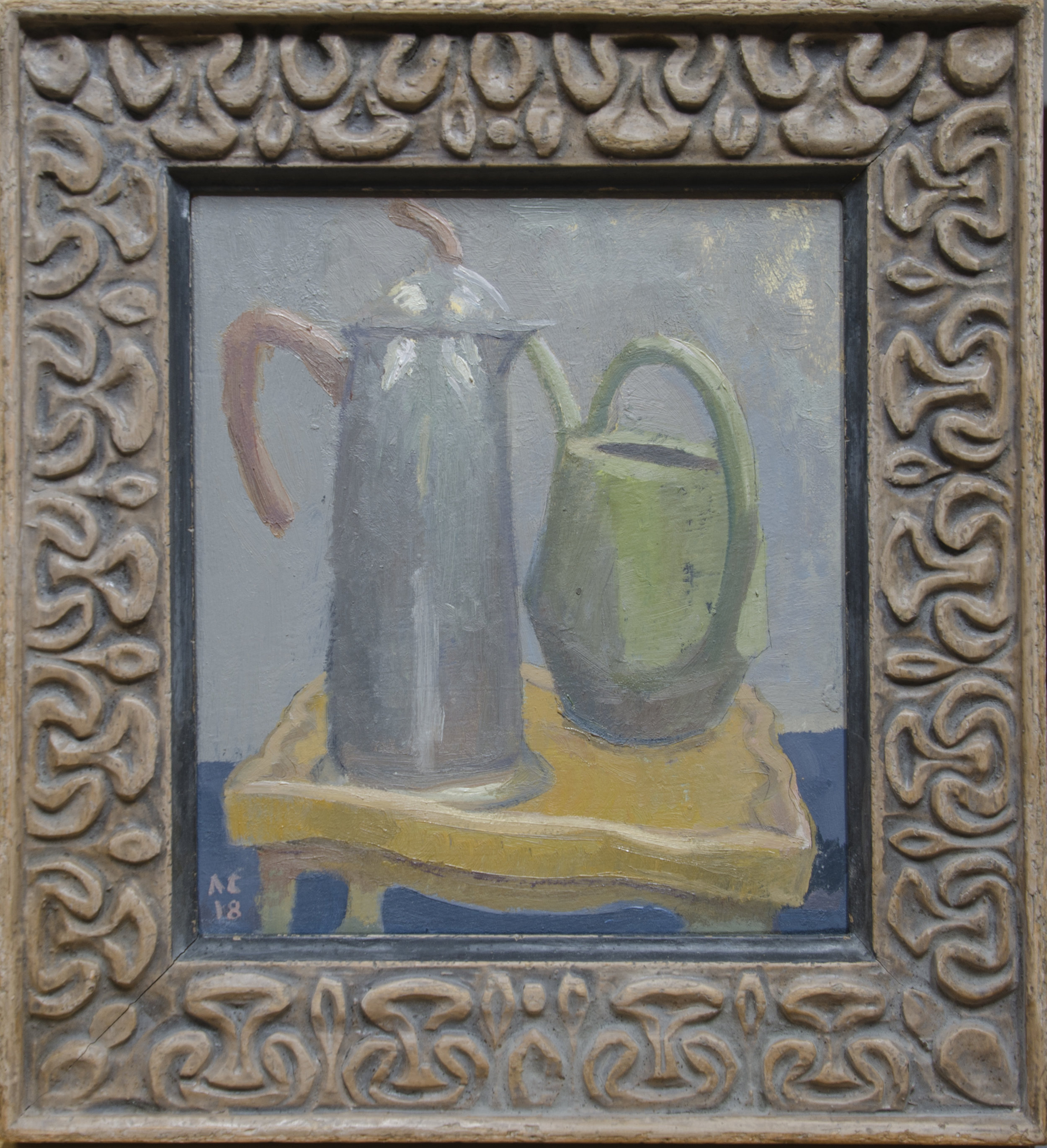 Copy of Caffettiera and watering can.jpg