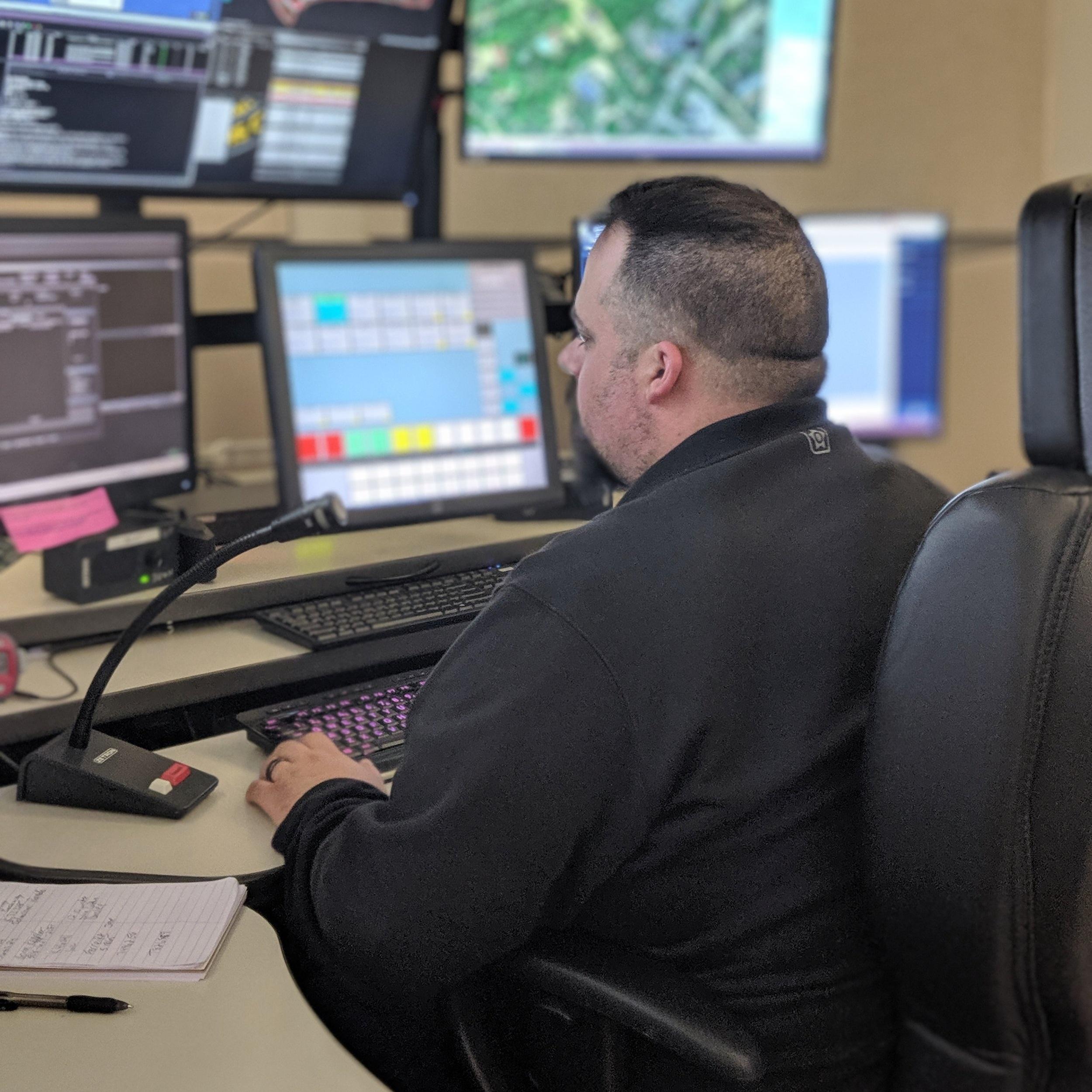 Regional Emergency Communications Center -
