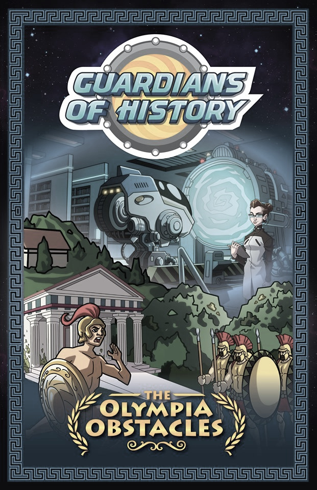 Gaurdians+of+History+poster