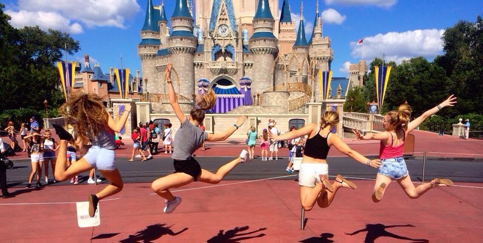performers at Walt Disney World