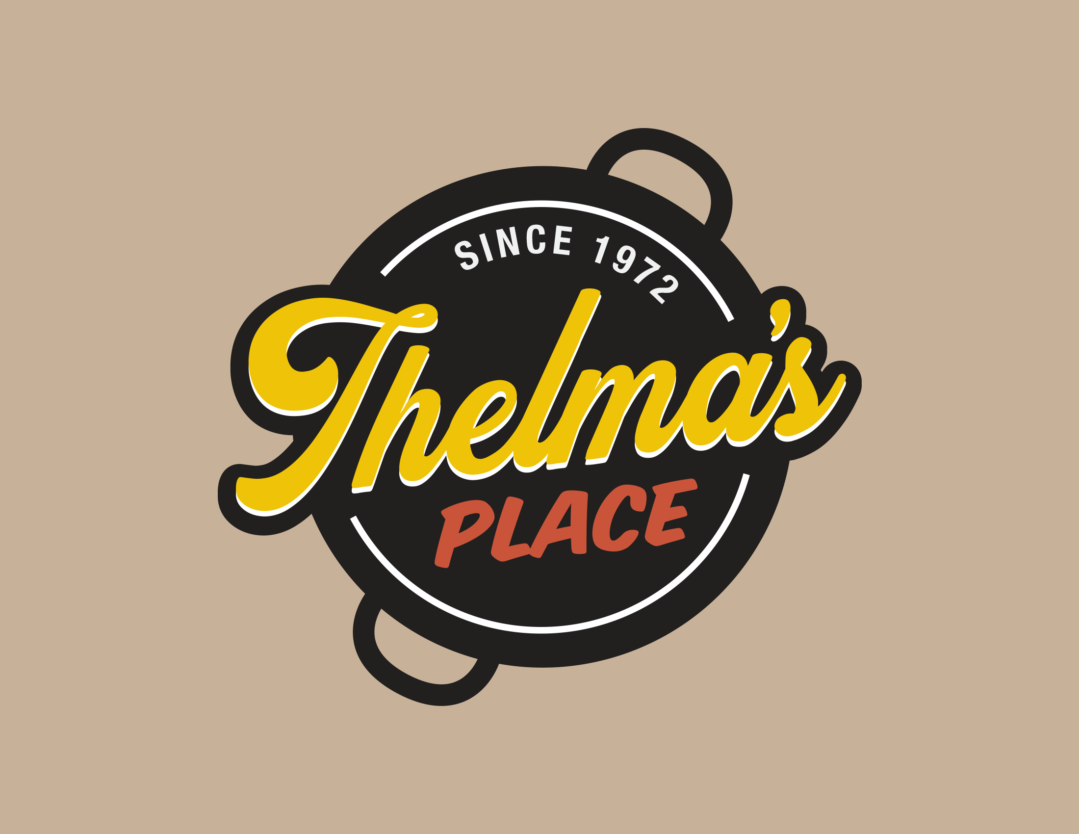 Thelma's Place logo