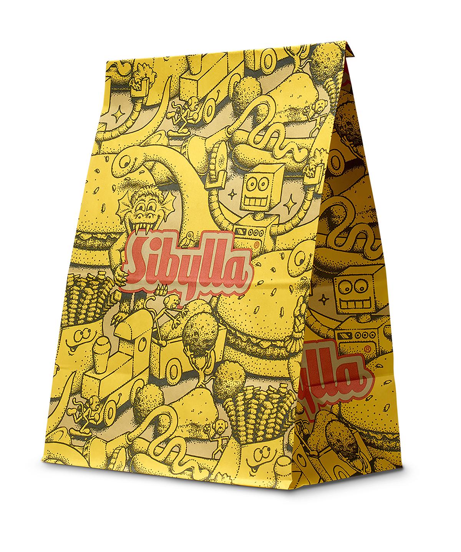 Sibylla Fun Bag