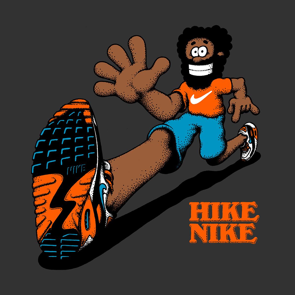 Hike Nike