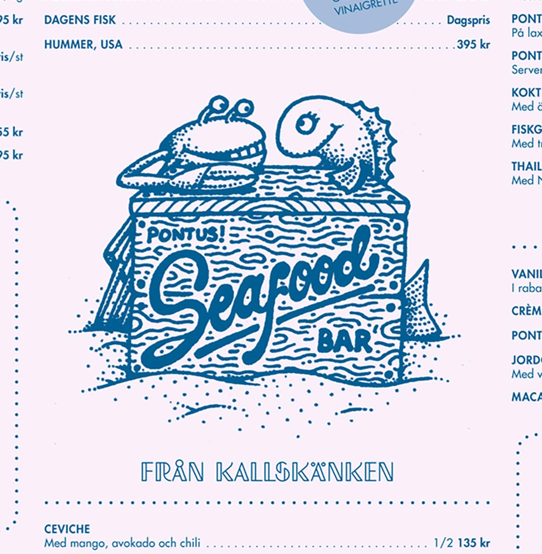 Pontus! Seafood Bar