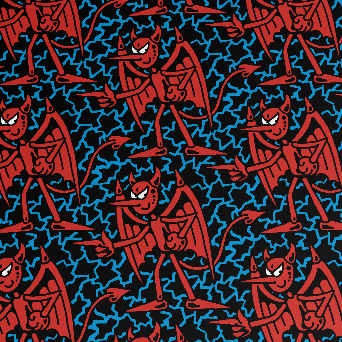 Devil Pattern