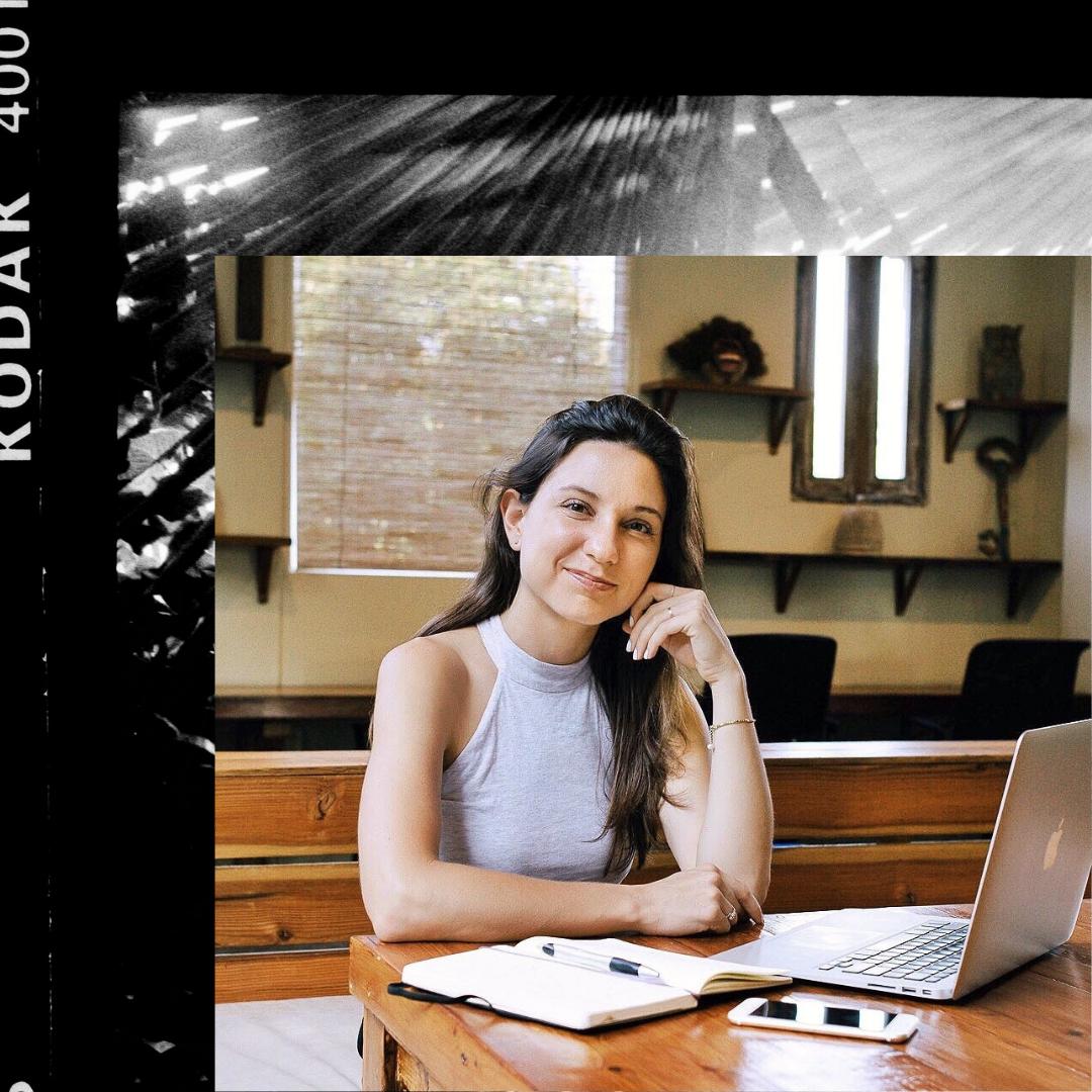 Victoria Bauman - Leadership Coach + Breathwork Facilitator