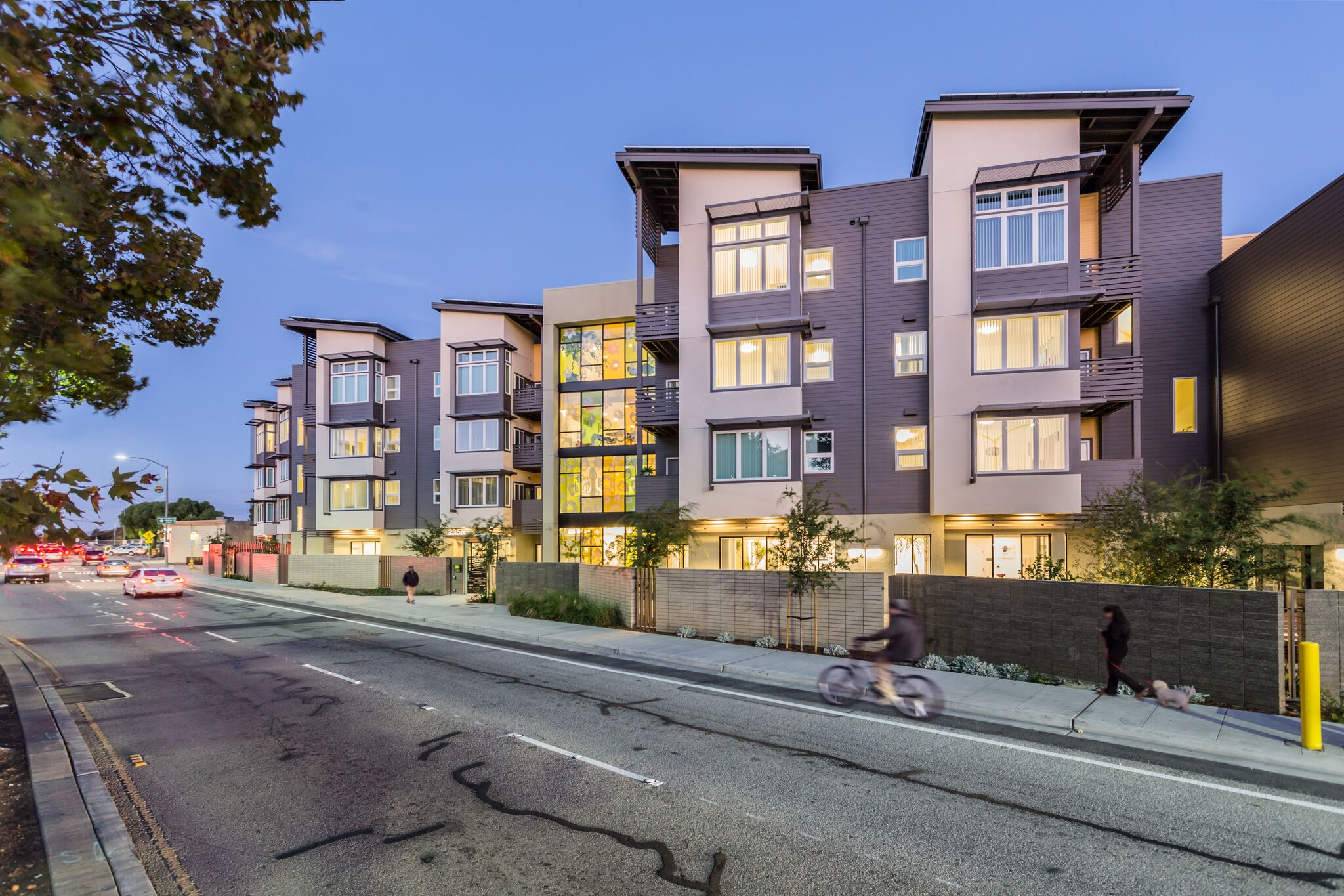 Serenity Senior Housing, East Palo Alto