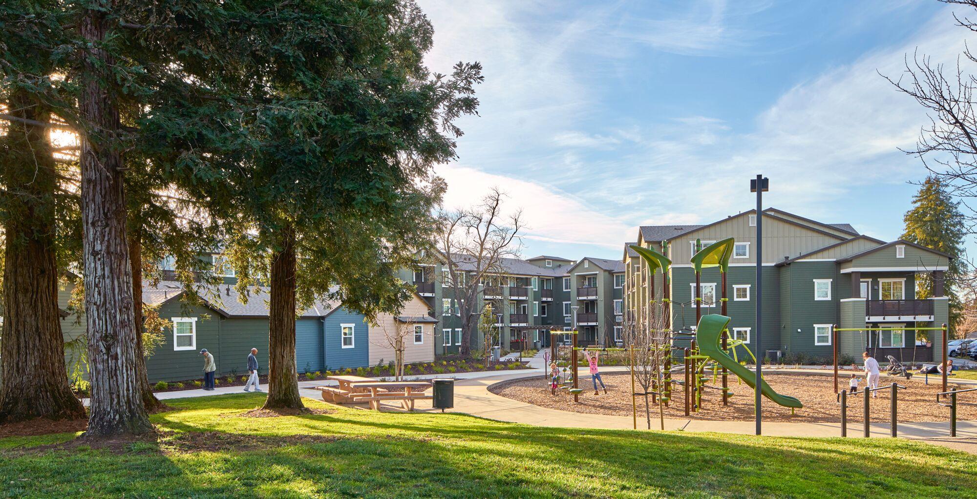 Kottinger Gardens Phase I, Pleasanton