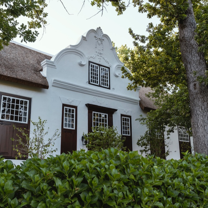Blaauwklippen ManorVilla - Stellenbosch Winelands - Founded in 1682, Blaauwklippen is the second oldest wine farm in South Africa. Painstakingly restored and modernised over the past 12 months with luxurious details and features, Blaauwklippen Manor is set to become the go-to escape for small groups looking for a historic sense of place, and an exclusive sense of space.