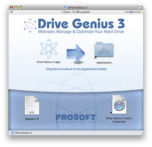 Prosoft Engineering Drive Genius 3 64-Bit
