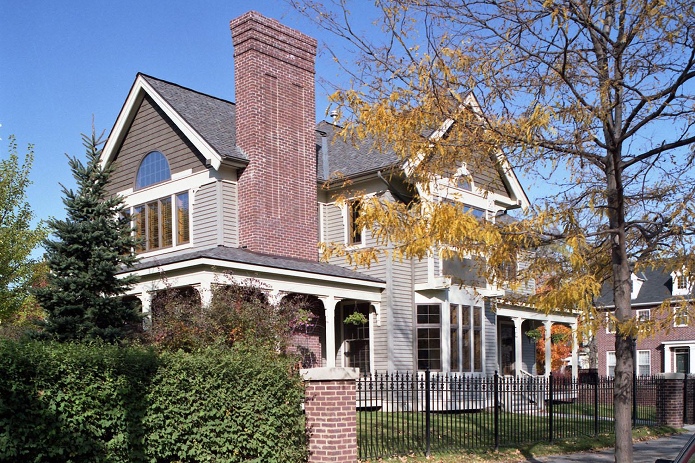 Historic Hill Home