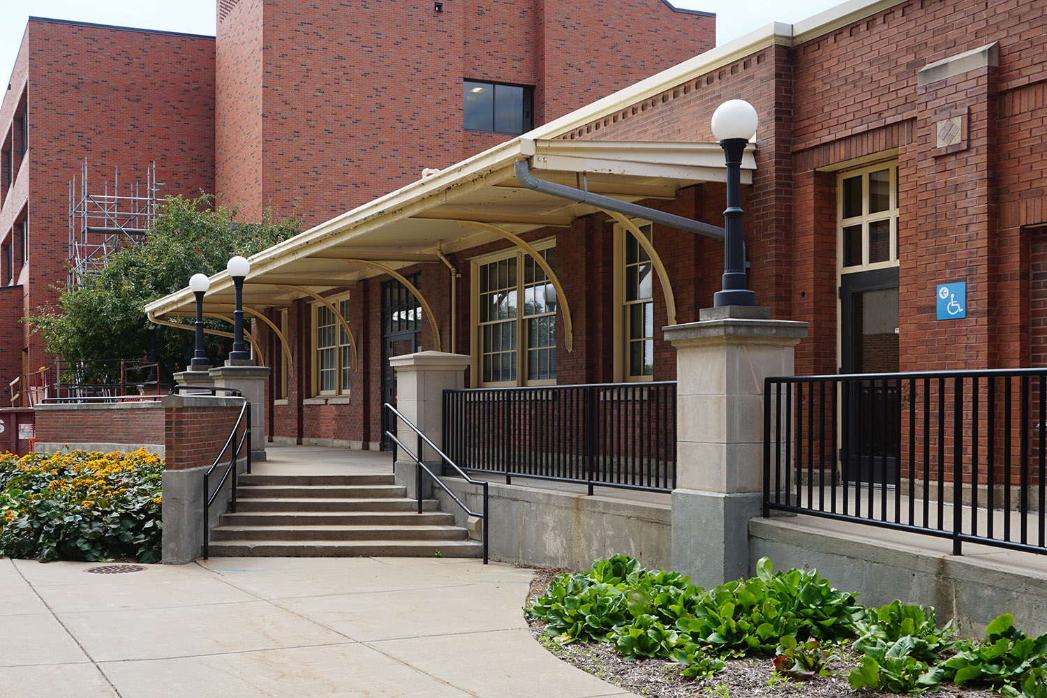 Haecker Hall