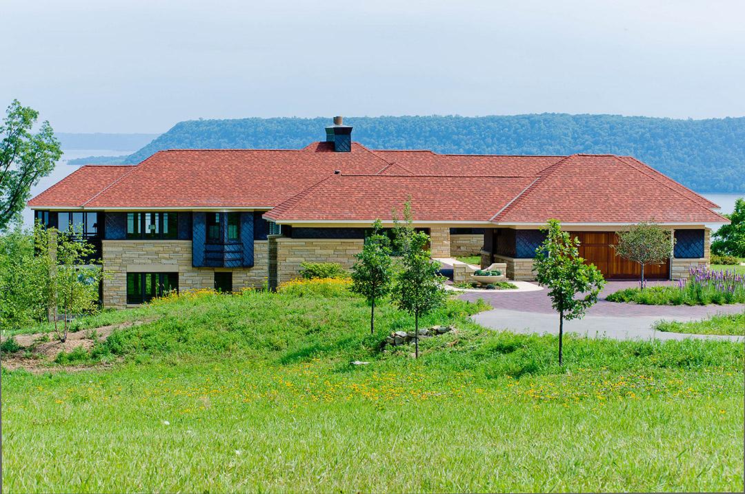 Maiden Rock House