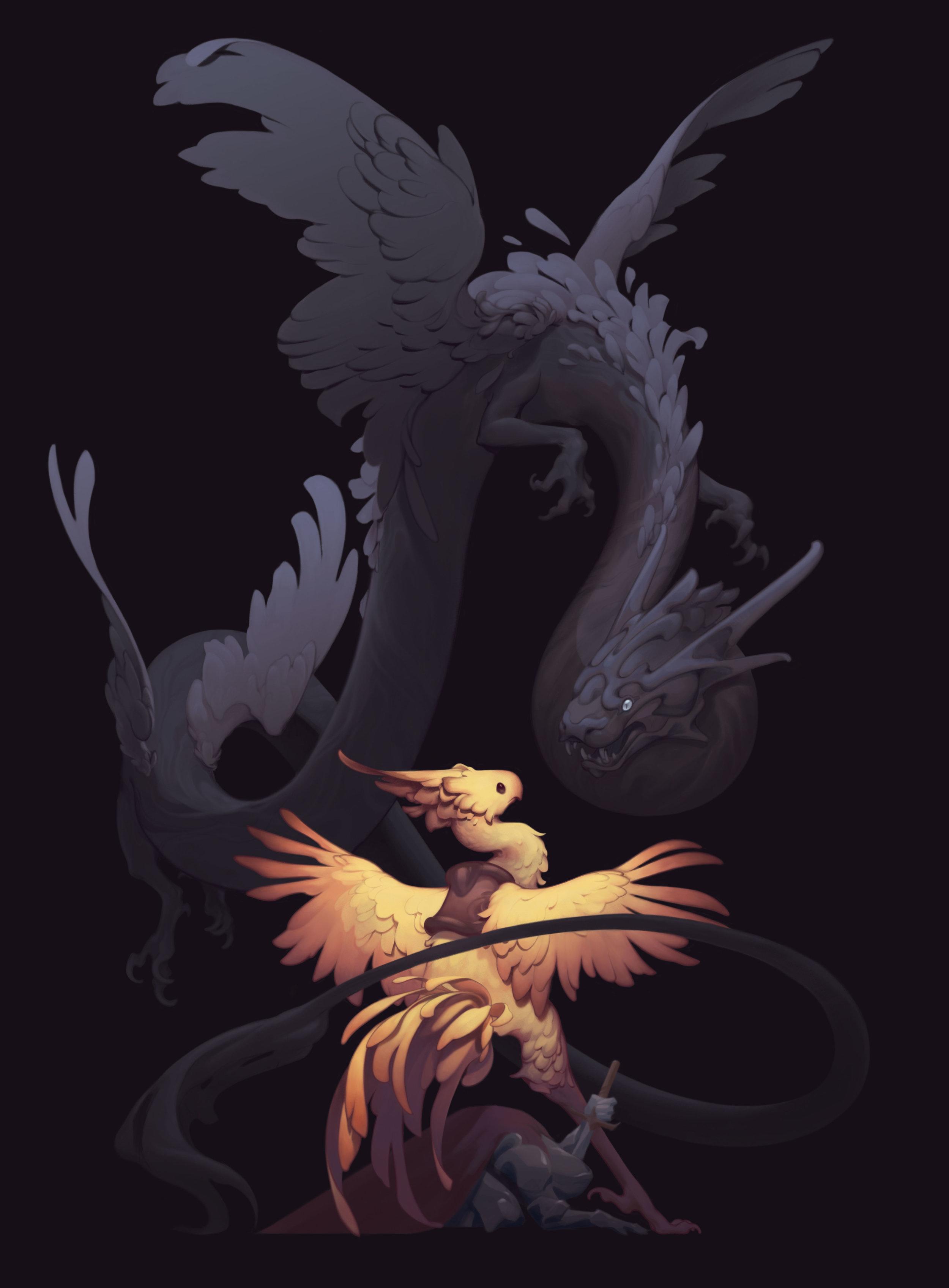 Chocobo Tribute / Final Fantasy 30th Anniversary Fanzine