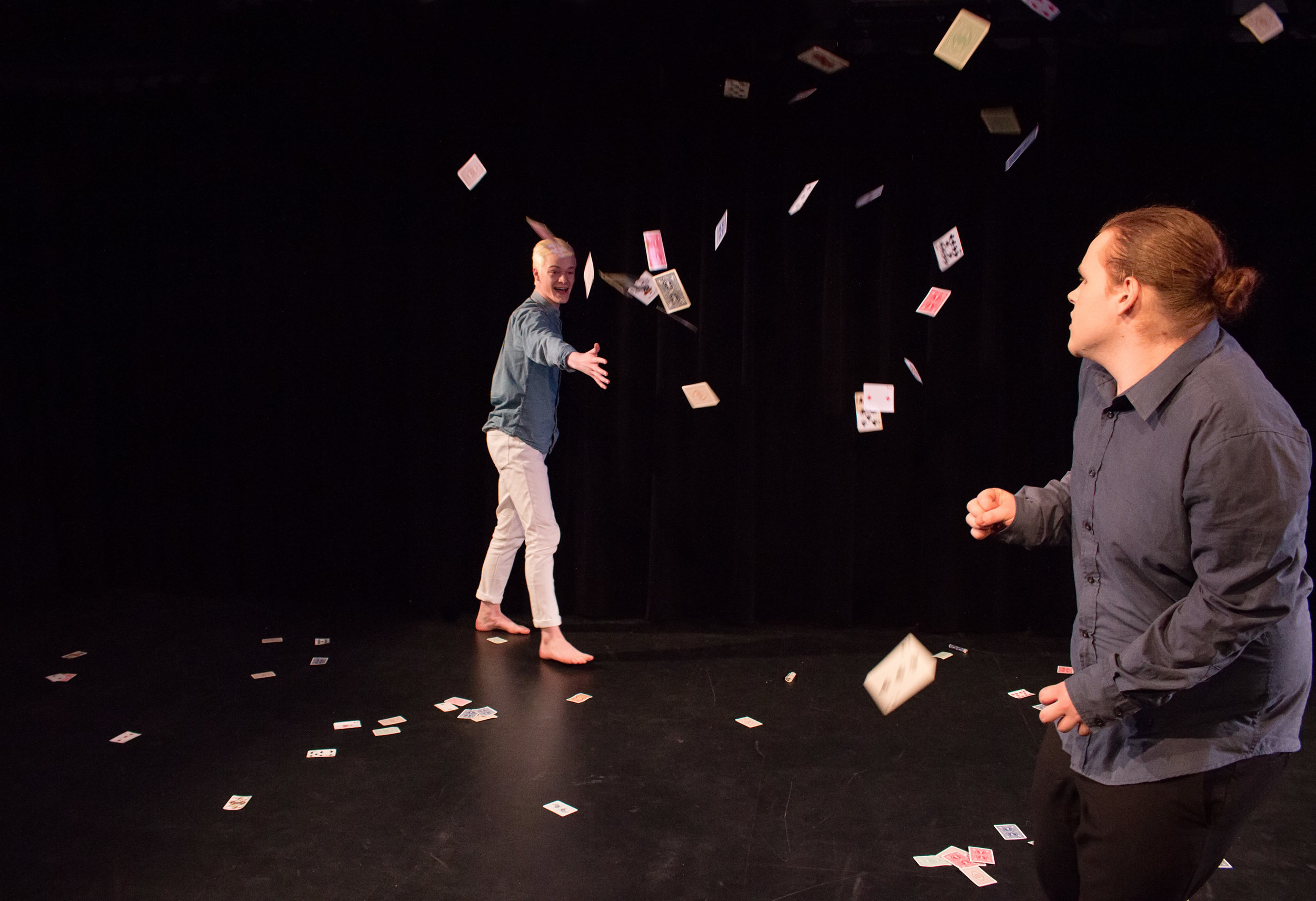 manusplere - tjg. tak-tickertheater junge generation, DresdenPremiere am 21.04.2017