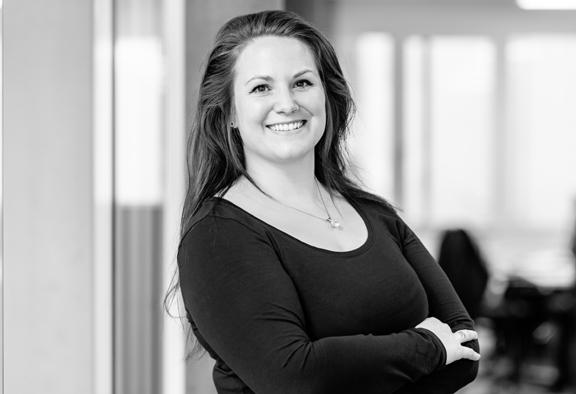 Nadja Bovet - Digital Marketing Managerin