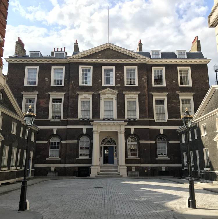 Grade I listed building in Mayfair