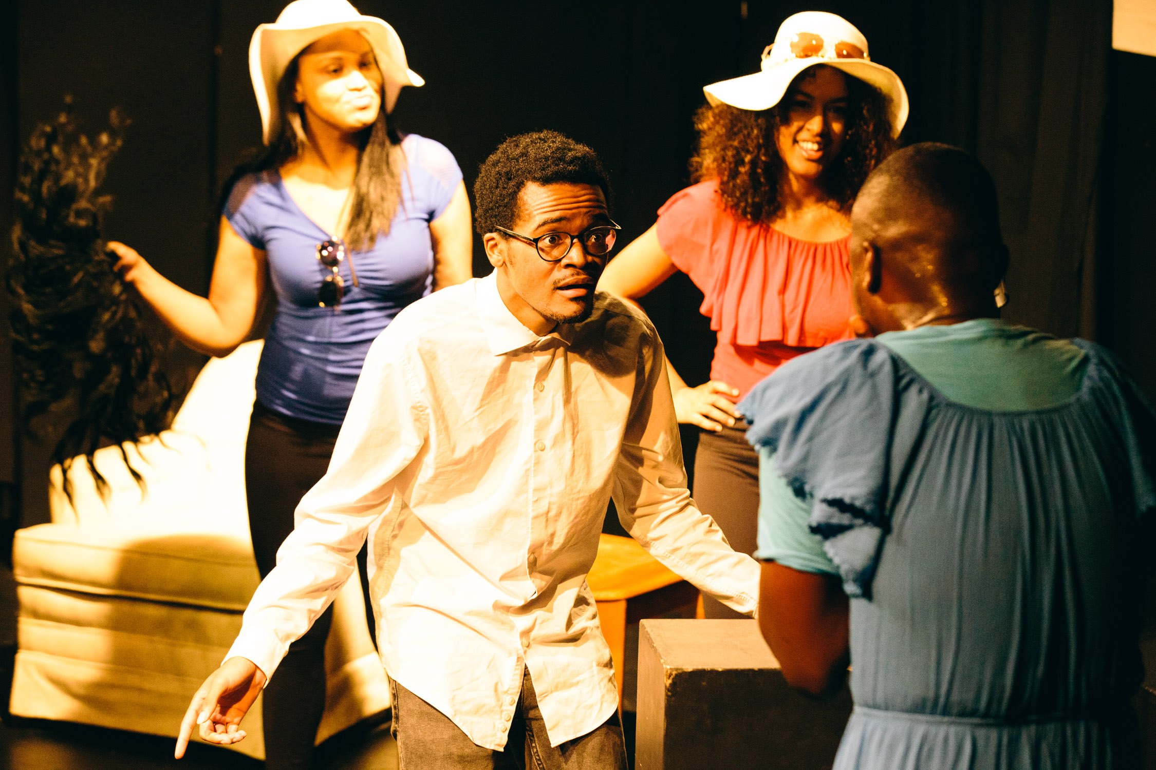 - Our Voices New Play Festival-Black and Brown Theatre