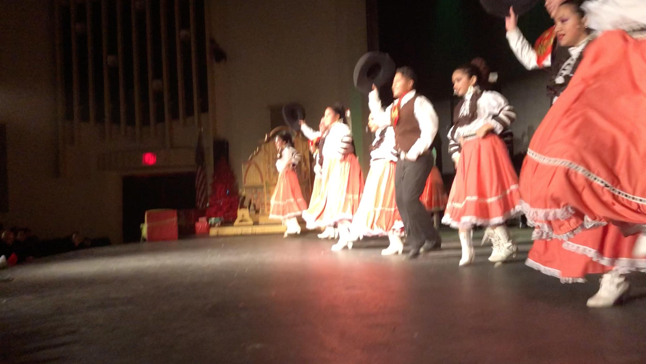 - Dances from the State of Veracruz-Ballet Folklorico de Detroit