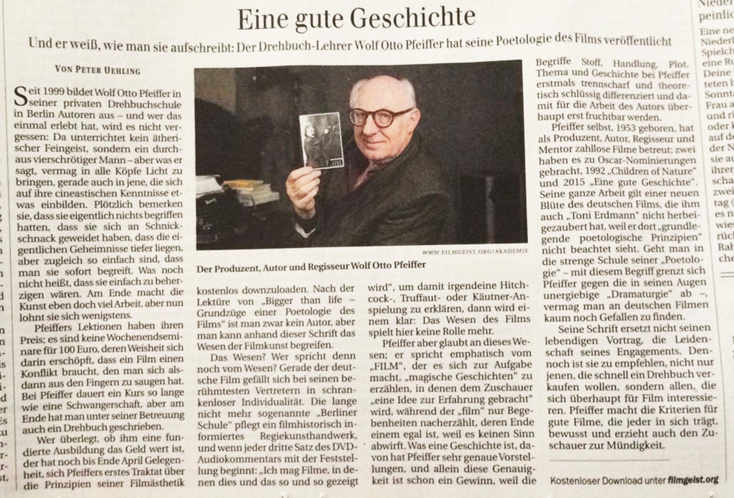 Berliner Zeitung 12.04.2017