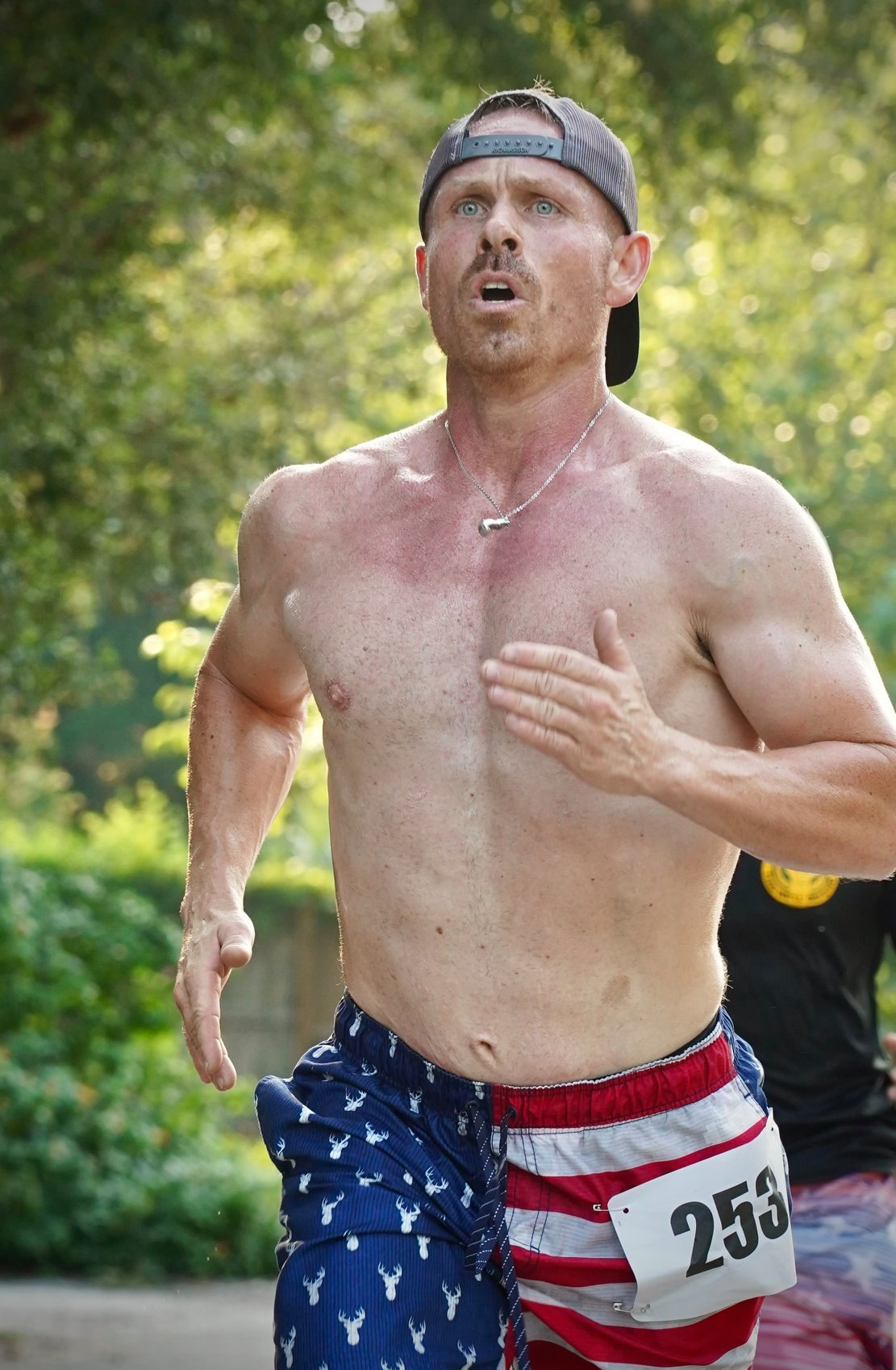 Nate, 1st Annual Independence Day 5k