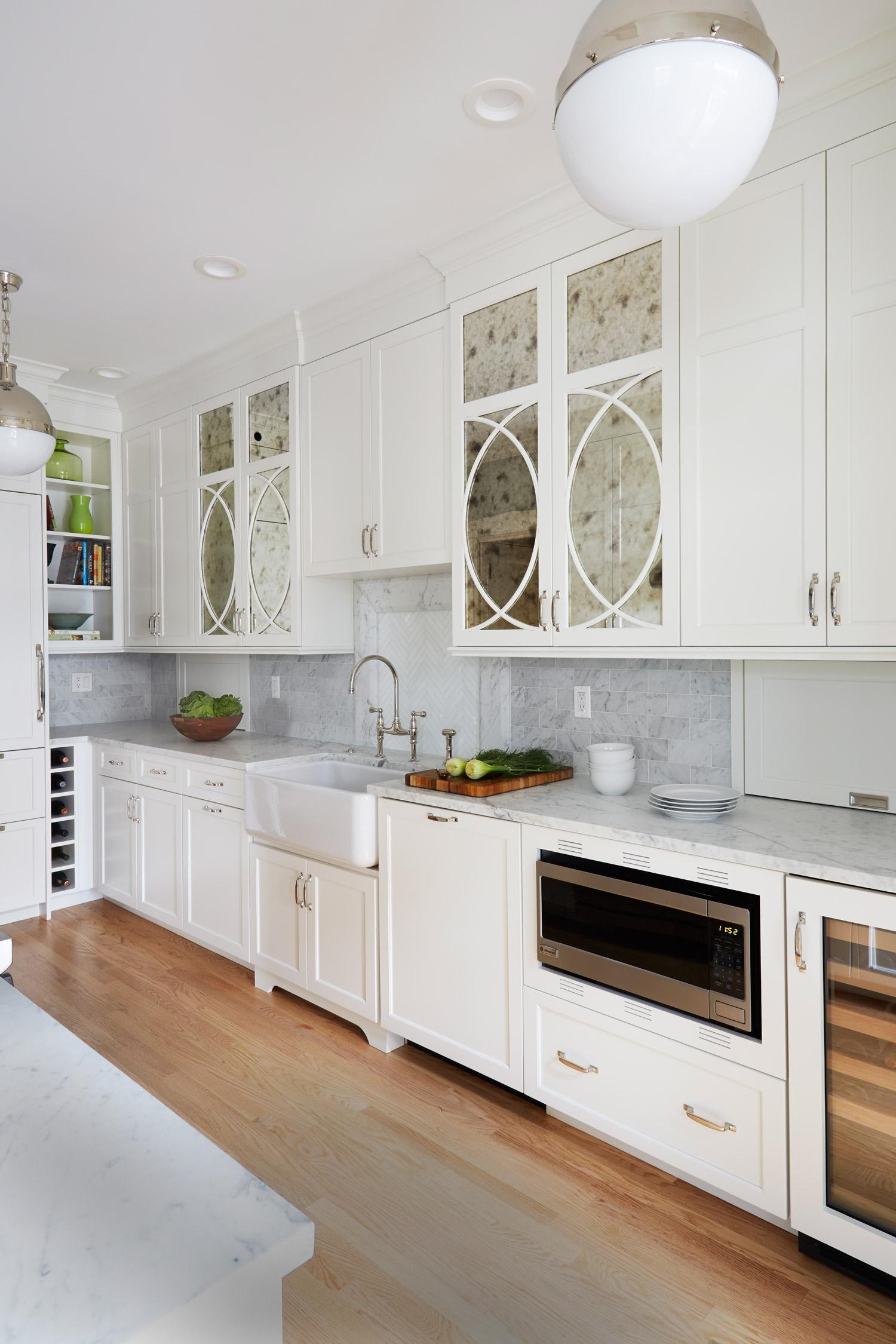 Vintage Chicago Kitchen Redesign The Kitchen Studio