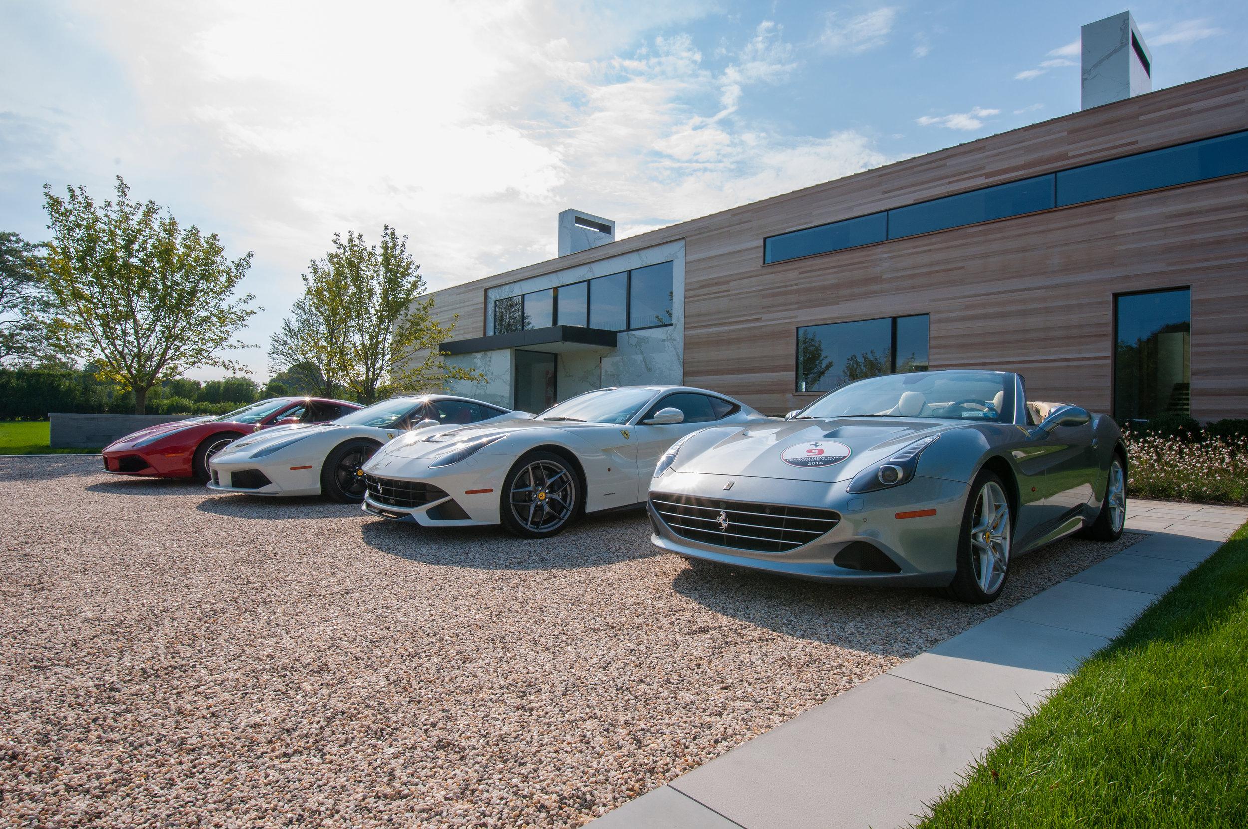 Event for Ferrari