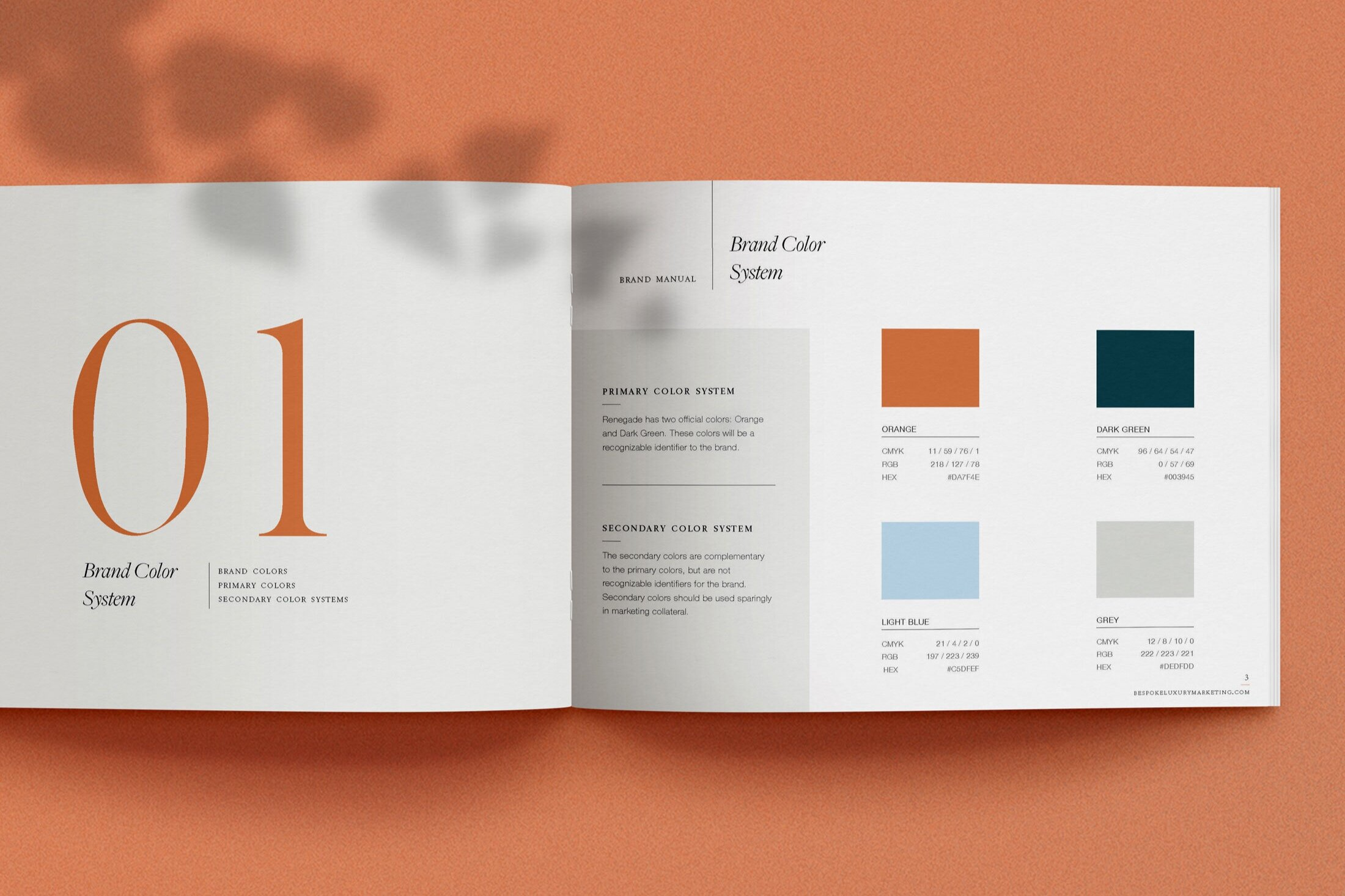 Brand Guidelines for Renegade