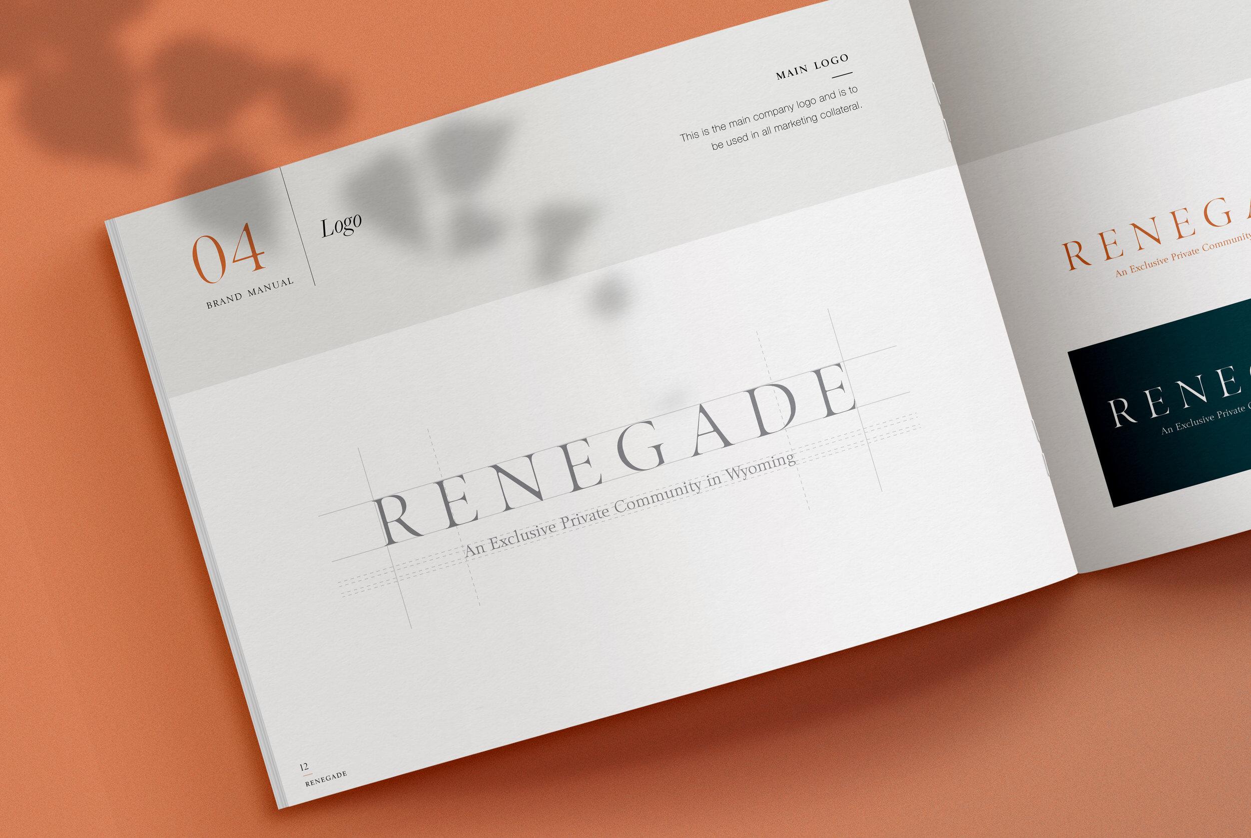 Logo Design for Renegade