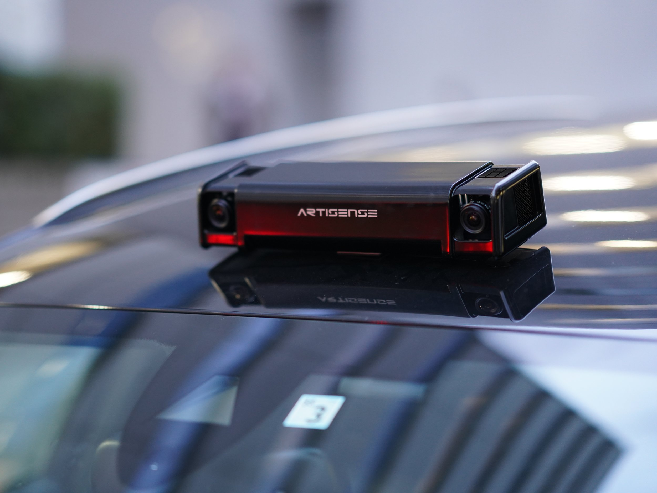 Artisense Mobile Mapping System