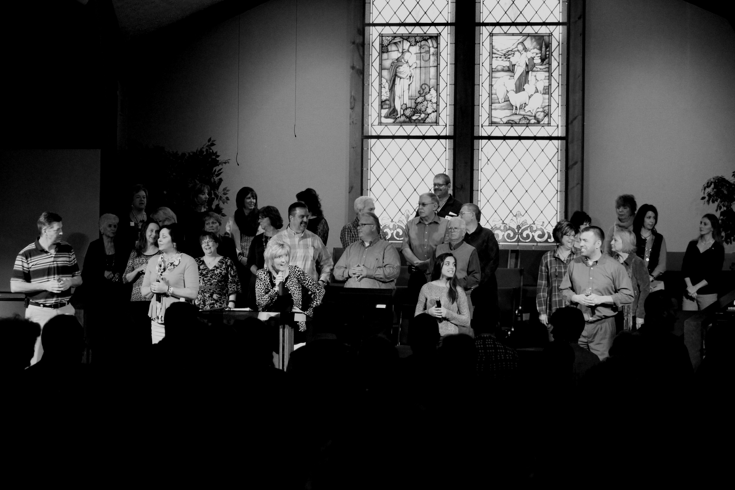 WHAT TO EXPECT - Brookside Church is a multi-generational church in Southern Ohio. We blend tradition with modern worship to create an experience that feels refreshing yet familiar. We would love for you to join us on Sundays at 10:15AM!