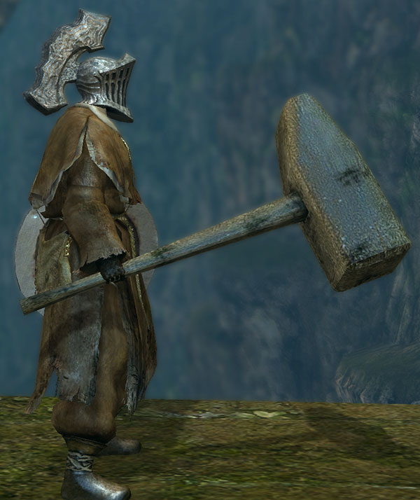 The Lie of the Giant Hammer - or Why Sometimes Smaller is Better