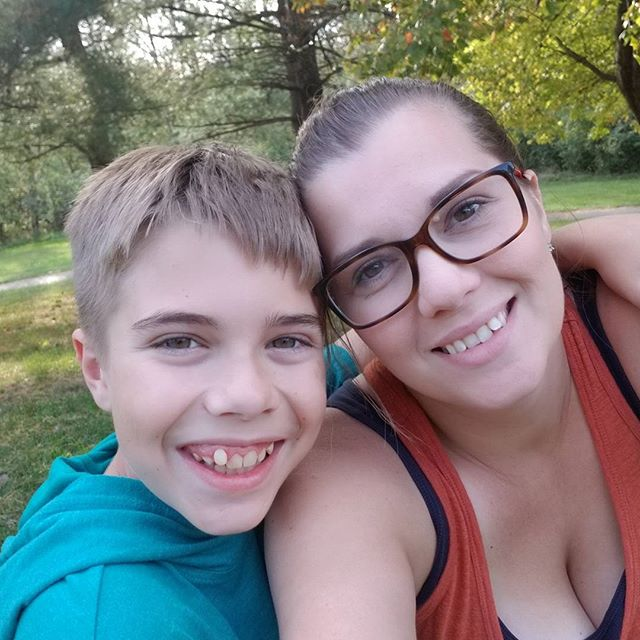 My mini session selfie with my mini me. Love my baby even though he isn't so much of a baby anymore and almost taller than me. #ksp #kendraseiterphotography #minisessions #fallminisession #trentonohiophotographer #hamiltonohiophotographer #adventuresofmalakai