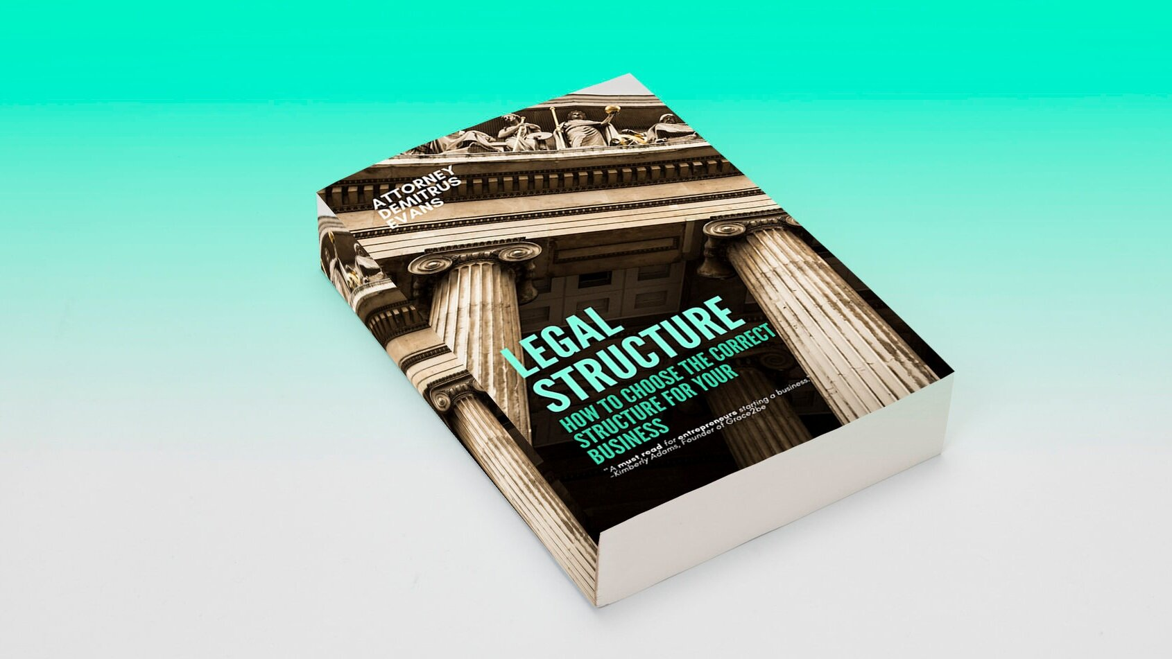 Download THE e-Book Now! - The Evans International Law Firms, LLC presents Legal Structure: How to Choose The Correct Structure For Your Business