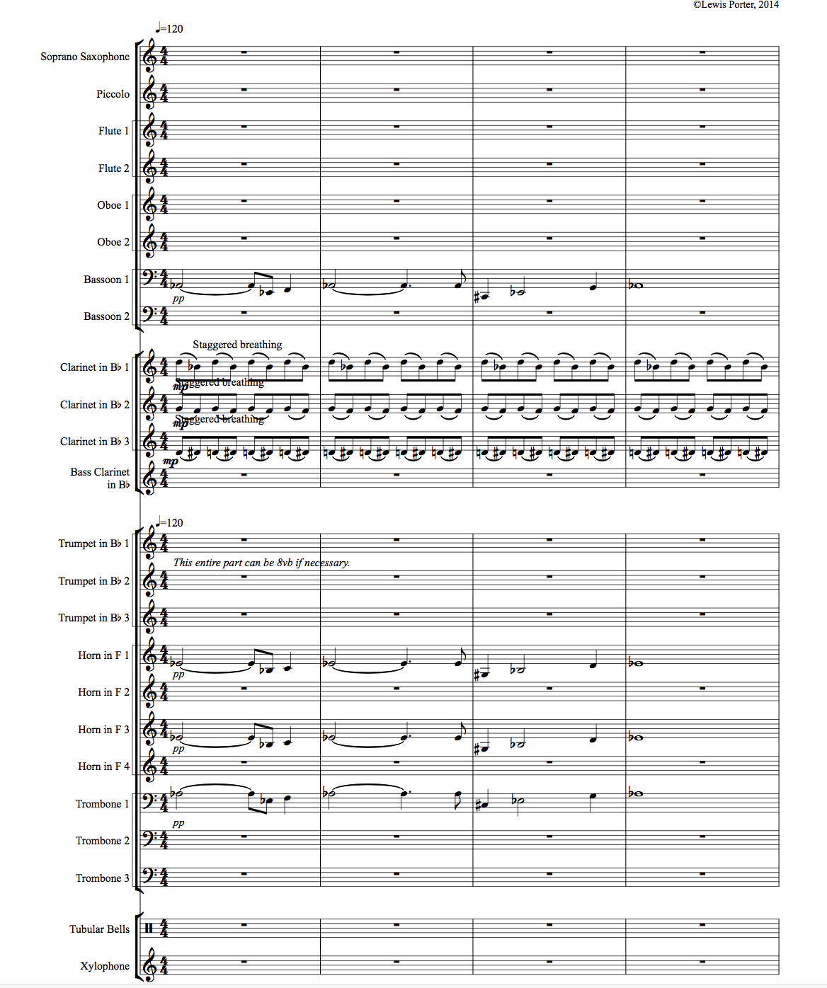 Click to download page 1 of score